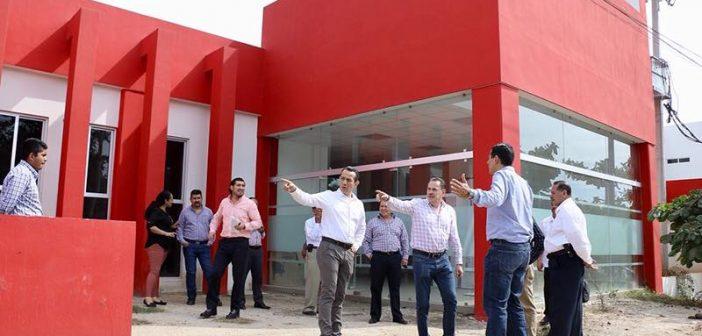Apoyará Jaime Cuevas con obras y servicios los nuevos juzgados en Bahía de Banderas